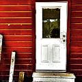Doorway To Heaven by Wayne Denmark
