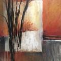 Doorway To Winter by Lorraine Danzo