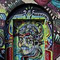Doorway Wiiliamsburg Brooklyn by Robert Ullmann