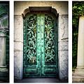 Doorways Of Woodlawn by Jessica Jenney