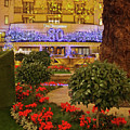 Dorchester Hotel London At Christmas by Terri Waters