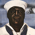 Dorie Miller - Above And Beyond - Ww2 by War Is Hell Store