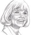Doris Day  by Carol Wisniewski