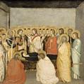 Dormition Of The Virgin by Maso di Banco