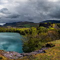 Dorothea Quarry Panorama by Adrian Evans