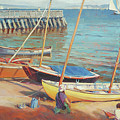 Dory Beach by Steve Henderson