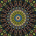 Dotted Wishes No. 4 Kaleidoscope by Joy McKenzie