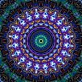 Dotted Wishes No. 7 Kaleidoscope by Joy McKenzie