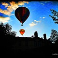 Double Balloons  by Justyn Ripley