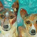 Double Bazinga by Kasha Ritter