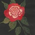 Double Delight Rose by Regina Taormino