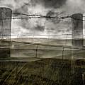 Double Exposure Landscape by Kelly Jenkins