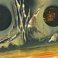 Double Moon Desert by Jason Girard