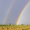 Double Rainbow 6-12-16 by James BO Insogna