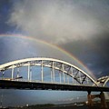 Double Rainbow by Michelle Willoughby