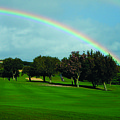Double Rainbow by Tracy Hayden