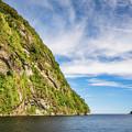 Doubtful Sound Opening To Tasman Sea by Daniela Constantinescu