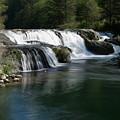 Dougan Falls by Jeff Swan