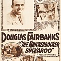 Douglas Fairbanks In The Knickerbocker Buckaroo 1919 by Mountain Dreams