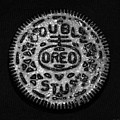 Doulble Stuff Oreo In Black And White by Rob Hans