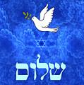 Dove - Shalom by David Devoe