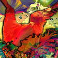 Dove by Barbara Berney