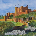 Dover Castle Kent by Tony Williams