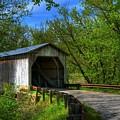 Dover Covered Bridge by Mel Steinhauer