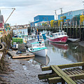 Down At Widgery Wharf by Corey Templeton