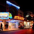 Down On Duval In Key West by Susanne Van Hulst
