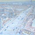 Down Pennsylvania Avenue by Len Stomski