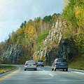 Down The Road On Route 89 by Deborah Benoit