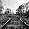 Down The Tracks by Joel Rood