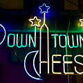 Down Town Cheese by Ronald Watkins