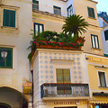Downtown Amalfi by Jeffrey Hamilton