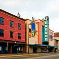 Downtown Anchorage Alaska by Mountain Dreams