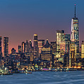 Downtown And Freedom Tower by Francisco Gomez