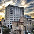 Downtown Appleton Skyline by Mark David Zahn Photography
