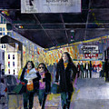 Downtown Babes by Dorrie Rifkin