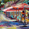 Downtown Bistro by Marie Massey