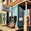 Downtown Brookville Indiana by Mel Steinhauer