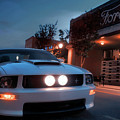 Downtown California Special - Mustang - American Muscle Car by Jason Politte