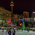 Downtown Christmas by Cory Huchkowski