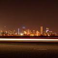 Downtown Denver  by Angus Hooper Iii