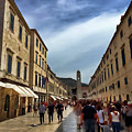 Downtown Dubrovnik - Croatia by Doc Braham