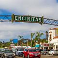 Downtown Encinitas by Thomas Kaestner