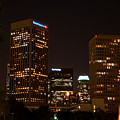 Downtown L.a. In Hdr by Clayton Bruster