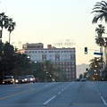 Downtown Los Angeles 0686 by Edward Ruth