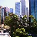 Downtown Los Angeles. 6th Street by Sofia Metal Queen