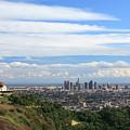 Downtown Los Angeles by Nicholas Burningham